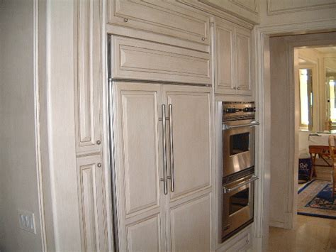 cream cabinets with glaze kitchen cabinets with cream and coffee glazed finish