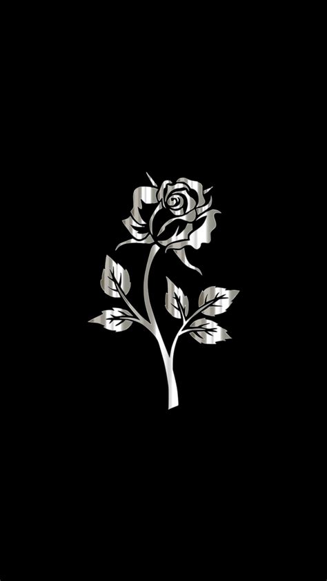 Lock Screen Black And White Wallpaper by Black And Silver Backgrounds Black Wallpaper Iphone