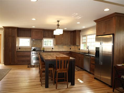 cabinet light wood floor kitchen ideas