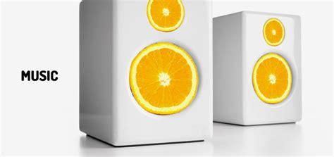 orange  sounds