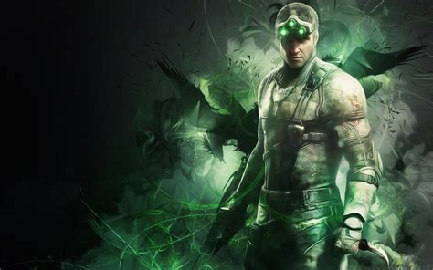 sam fisher  splinter cell wallpapers hd wallpapers