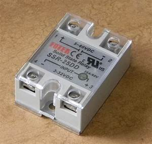 25a Solid State Relay 3