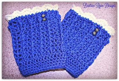 Crochet Boot Beatriceryandesigns Diva Denim Pattern Designs