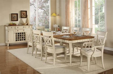 wynwood french country dining room furniture table