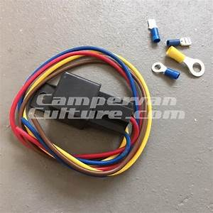 Vw T25 T3 Vanagon Petrol Engine Hard Start Relay Kit