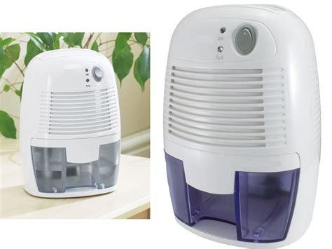 Mini Dehumidifier Portable 500ml Air Moisture Damp Home
