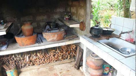 Outdoor Dirty Kitchen Design  Kitchen Decor Design Ideas