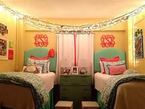 Ole Miss dorm room!   dorm.   Pinterest   Cute dorm rooms ...