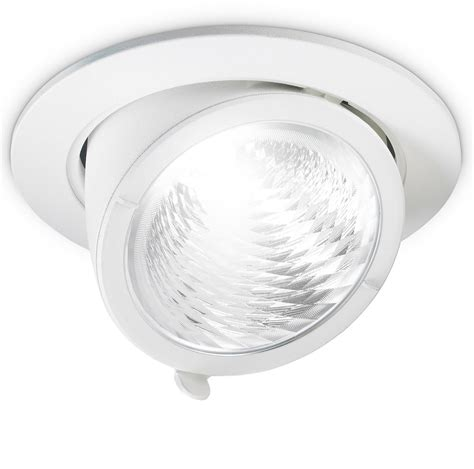 philips luxspace accent led recessed downight  elbow