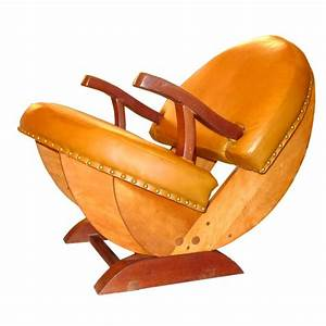 PacMan Rocking Chair For Sale At 1stdibs