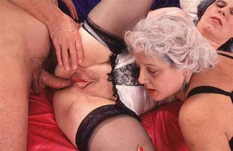 two horny grannies fuck big fat cock pichunter
