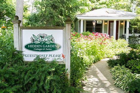 Hidden Garden Cottages & Suites Saugatuck Michigan
