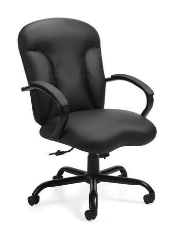 Offices To Go Defy High Back Heavy Duty Tilter Chair