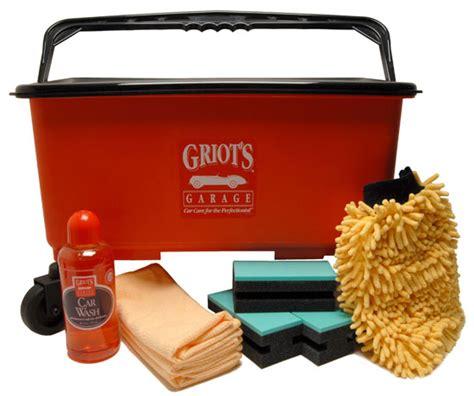 Griots Garage Starter Car Wash Kit