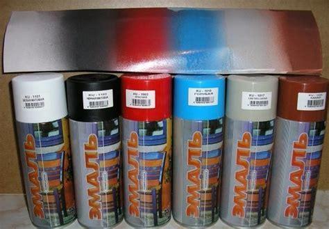 Как правильно красить аэрозольными красками – технология и нюансы применения