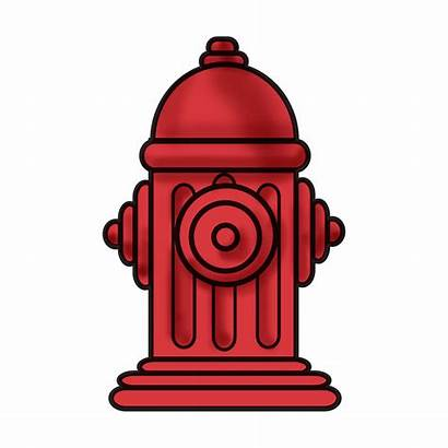 Hydrant Fire Dog Clipart Hydrants Imaginisce Water