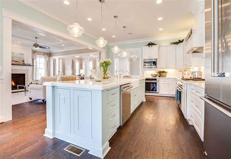 kitchen island color ideas 2015 coastal virginia magazine idea house home bunch