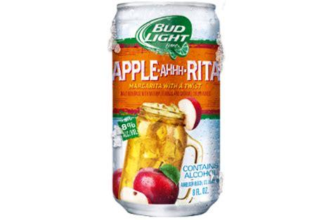 bud light rita new flavors bud light lime adds seasonal apple ahhh rita flavor to