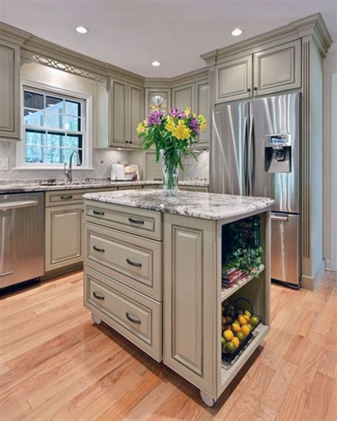 kitchen islands for small kitchens small kitchen islands ideas 48 amazing space saving