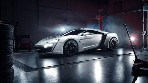 2018 W Motors Lykan Hypersport Wallpaper Hd Car Wallpapers