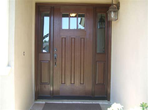 Design Exterior Doors with Sidelights   Latest Door