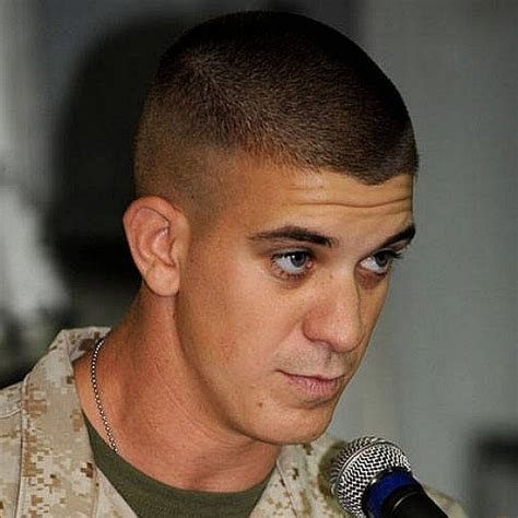 great military haircuts  men  oval face hair