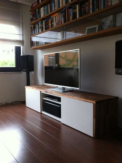 Tv Cupboard Ikea by Stylish Tv Audio Cabinet Ikea Hackers