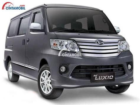 Gambar Mobil Daihatsu Luxio by All New Daihatsu Luxio 2016