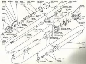 1965 Chevelle Steering Column Wiring Diagram