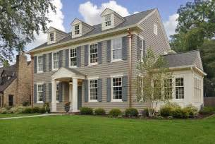 Traditional American Home Photo Gallery by Great Neighborhood Homes Traditional Exterior