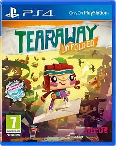 Tearaway Unfolded PS4 Zavvi