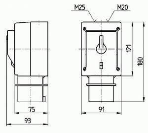 Drehzahlregler 230v Schaltplan : schalter stecker kombination elektra tailfingen cgs1 cee 16a ~ Watch28wear.com Haus und Dekorationen