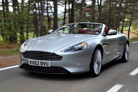 2013 Aston Martin Db9 Volante Pictures  Auto Express