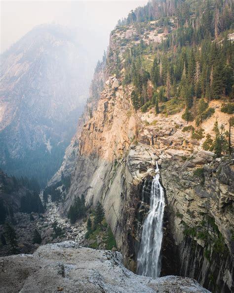 Illilouette Falls Yosemite National Park Nationalpark