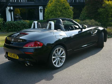 Used 2015 Bmw Z4 Roadster Z4 Sdrive35is Roadster For Sale