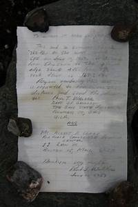 researchers find message in a bottle tucked away in arctic With message in a bottle letters