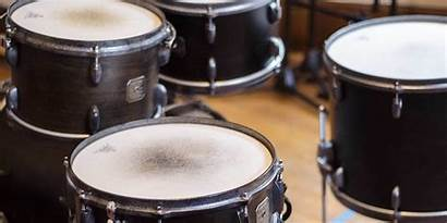 Drum Kit Perfect Kits Downsizing Mid Reverb