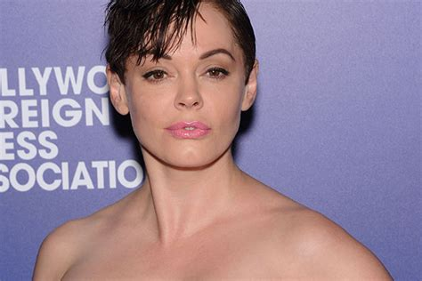 Rose McGowan Drugs