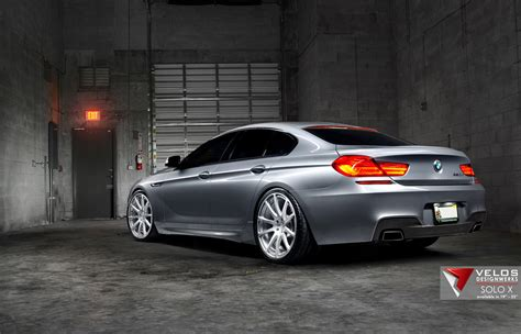 bmw  gran coupe solo  velos designwerks forged