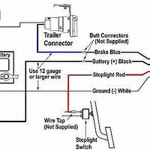 how to install an electric brake controller ehow With trailer mounted electronic brake controller wiring