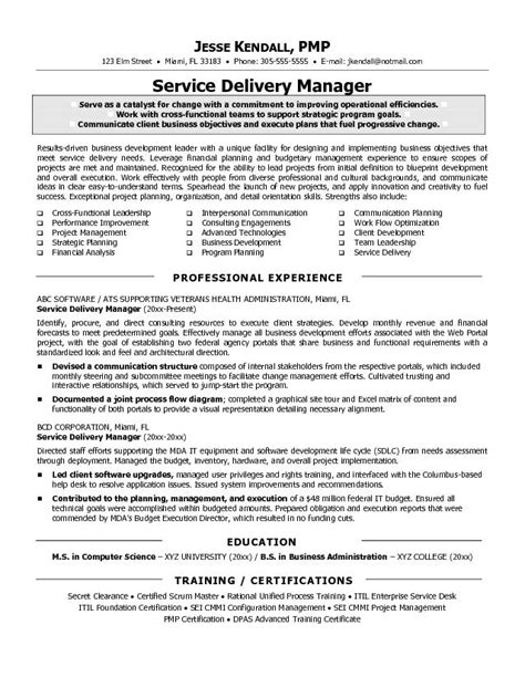 Student Services Coordinator Cover Letter It Manager Resume Sle Service Delivery Manager Writing Resume Sle Writing Resume Sle