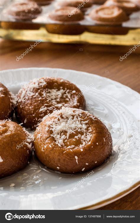 dessert avec noix de coco gateaux turque avec photo