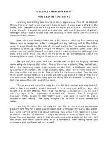 a national hero essay
