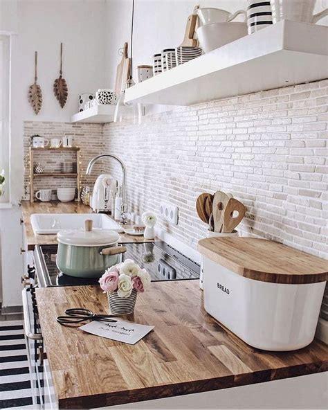 pretty farmhouse kitchen makeover design ideas   budget    farmhouse decor