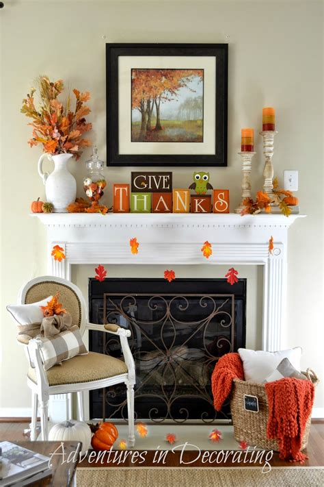 unique fireplace mantel fireplace mantel decor ideas for thanksgiving marc and