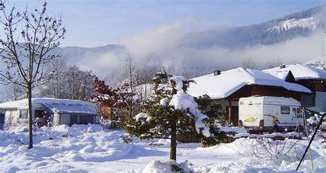Winter Camping - Camping - SEECAMP Zell am See