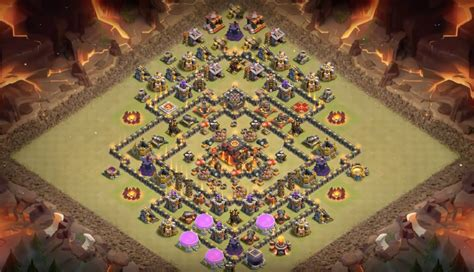 3 th10 layouts with 2 th7 to th11 farming war base layouts for february 2017 3 th
