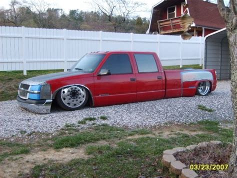custom front 88 98 chevy truck