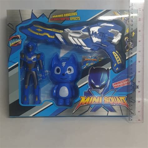 jual mainan q rangers biru kota surabaya ybz toys