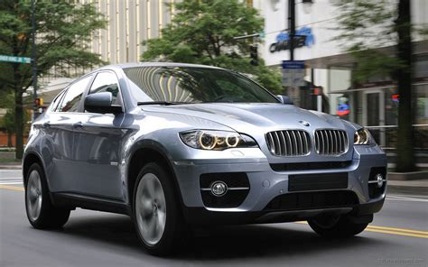 2018 Bmw X6 Activehybrid Wallpaper Hd Car Wallpapers